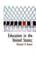Education In The United States;