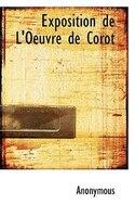 Exposition De L'oeuvre De Corot