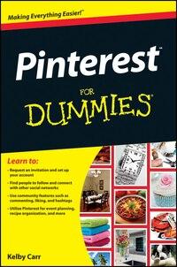 Pinterest For Dummies