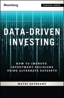 Data-Driven Investing + Website: How to Improve Investment Decisions Using Alternative Datasets