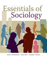 Extremely reader friendly and packed with vivid examples, ESSENTIALS OF SOCIOLOGY, 9e takes real-world scenarios and shows you how to use sociology to analyze them