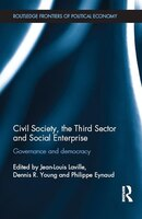 Civil Society, The Third Sector And Social Enterprise: Governance And Democracy