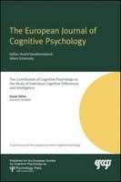 The Contribution Of Cognitive Psychology To The Study Of Individual Cognitive Differences And Intelligence: A Special Issue Of The