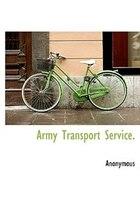 Army Transport Service.
