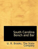 South Carolina Bench and Bar