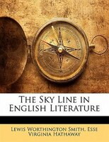 The Sky Line In English Literature