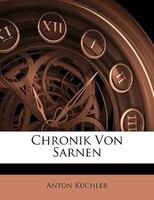 Chronik Von Sarnen