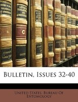 Bulletin, Issues 32-40