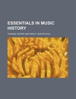 Essentials In Music History