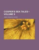 Cooper's Sea Tales (Volume 9)
