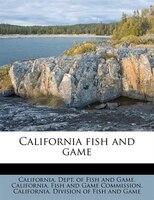 California Fish And Game