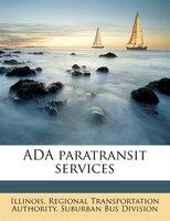 Ada Paratransit Services