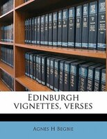 Edinburgh Vignettes, Verses