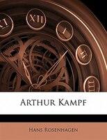 Arthur Kampf - Hans Rosenhagen