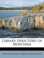 Library Directory Of Montana