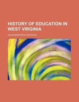 History of education in West Virginia