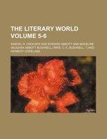 The Literary world Volume 5-6