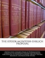 The Istook-mcintosh-ehrlich Proposal