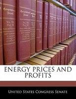 Energy Prices And Profits