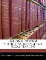 National Defense Authorization Act For Fiscal Year 1997