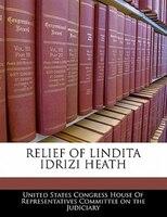Relief Of Lindita Idrizi Heath