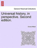 Universal History, In Perspective. Second Edition.