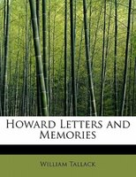 Howard Letters And Memories
