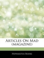 Articles On Mad (magazine)