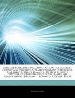 Articles On Affiliate Marketing, including: Affiliate (commerce), Commission Junction, Affiliate Programs Directories, Linkshare,