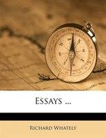 Essays ...