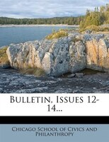 Bulletin, Issues 12-14...