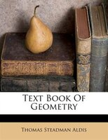 Text Book Of Geometry
