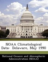 Noaa Climatological Data: Delaware, May 1990