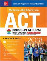 McGraw-Hill Education ACT 2018 Cross-Platform Prep Course