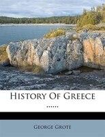 History Of Greece ......
