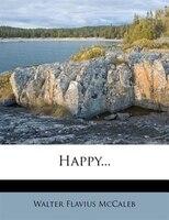 Happy...