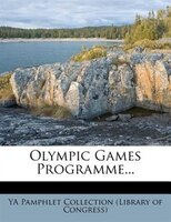 Olympic Games Programme...