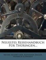 Neuestes Reisehandbuch für Thüringen.