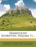 Sämmtliche Schriften, Volume 11...