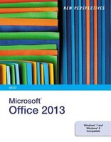 New Perspectives On Microsoft(r) Office 2013: Brief