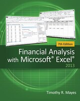 Financial Analysis With Microsoft(r) Excel(r)