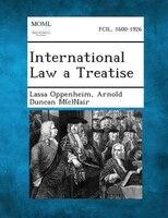 International Law a Treatise