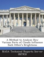 A Method To Analyze How Various Parts Of Clouds Influence Each Other's Brightness