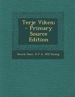 Terje Viken;  - Primary Source Edition