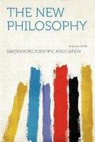 The New Philosophy Volume 41159