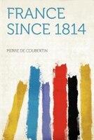 France Since 1814