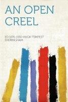 An Open Creel