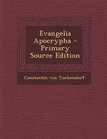 Evangelia Apocrypha