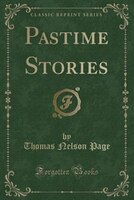Pastime Stories (Classic Reprint)