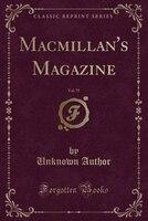 Macmillan's Magazine, Vol. 75 (Classic Reprint)